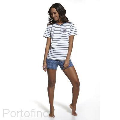 Женская пижама 628-50 Cornette женская пижама