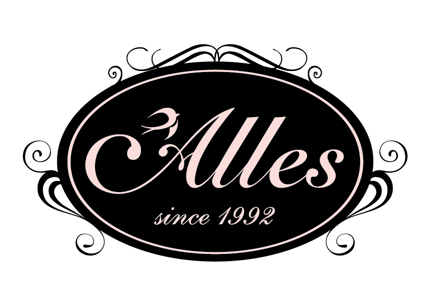 Логотип нижнего белья Alles