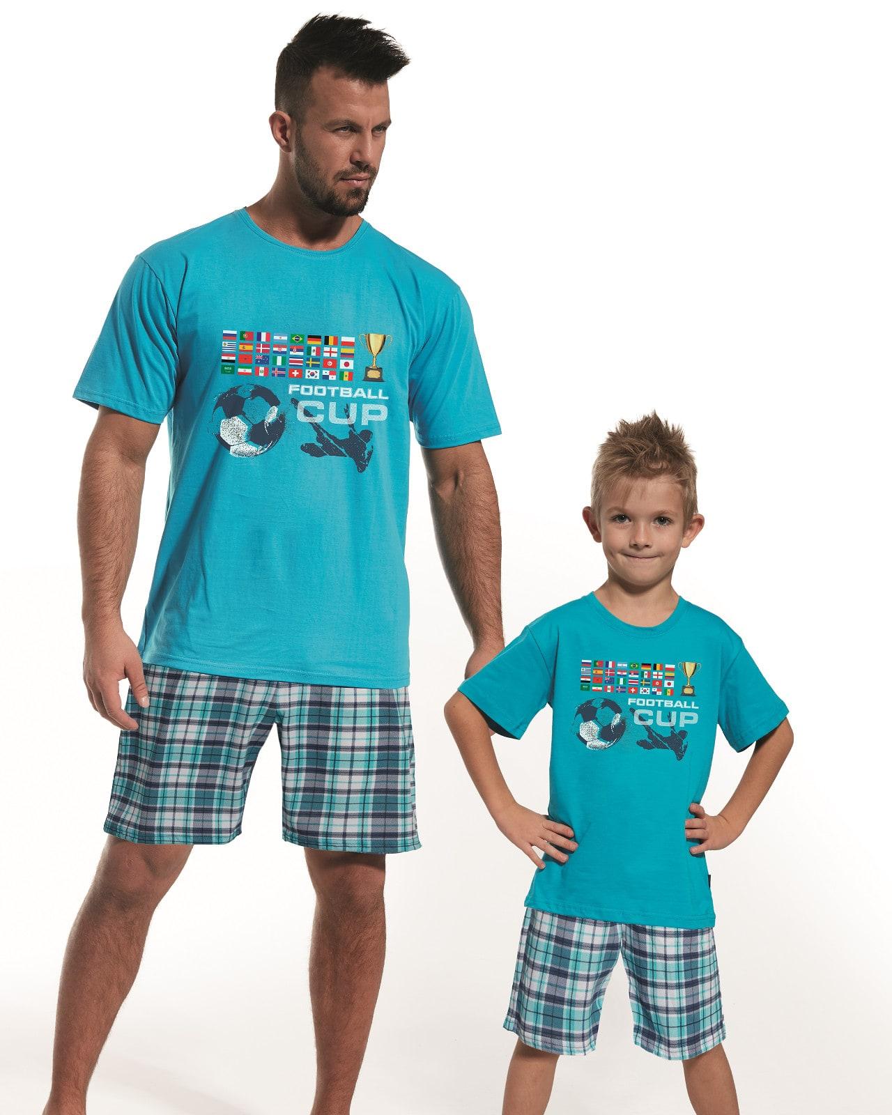 Пижамы на тему чемпионата мира по футболу