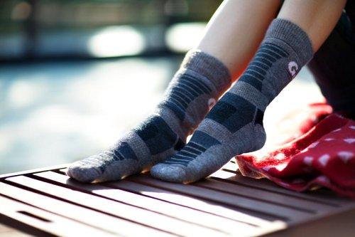 Теплые носки Guahoo