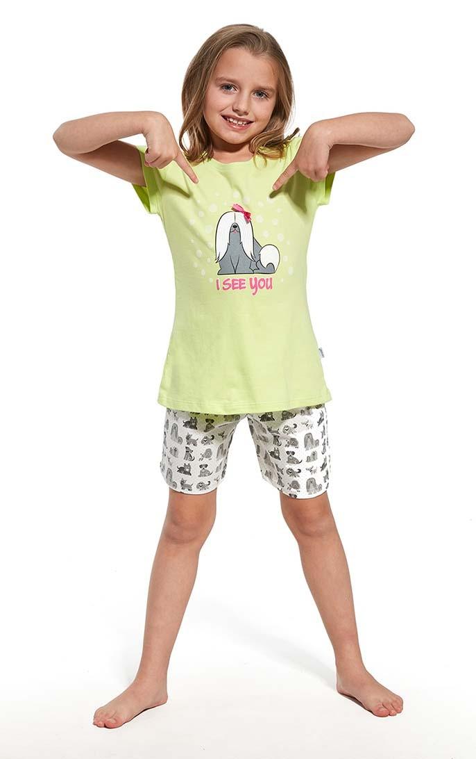 Пижама для девочки Cornette